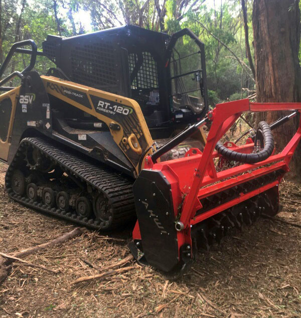 Forestry Mulcher For Sale >> Environmental Machinery Group Home Page